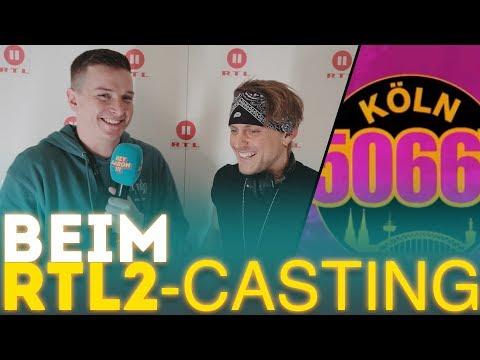 Beim Köln 50667 Casting/RTL2!!!