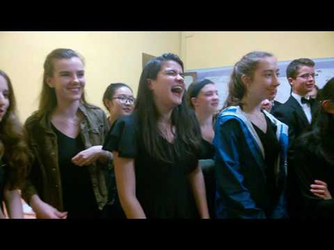 Germantown Friends School Choir - Camigliano - Lucca - Italy -4-