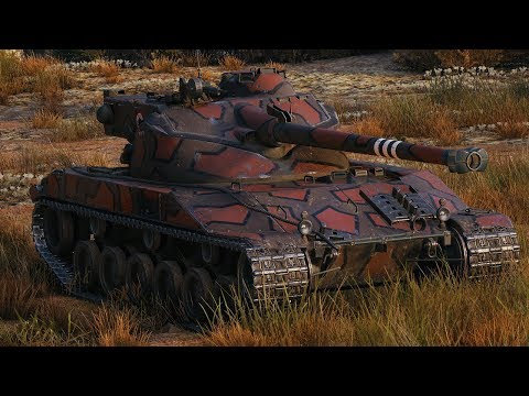 World of Tanks Bat.-Châtillon 25 t - 2 Kills 10,5K Damage thumbnail