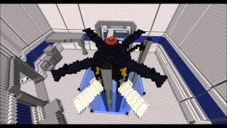 Minecraft: Nexus Tower #4 - Sentinel Faction = 100%