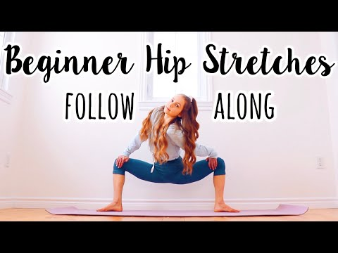 How To Get Flexible Hips For Beginners