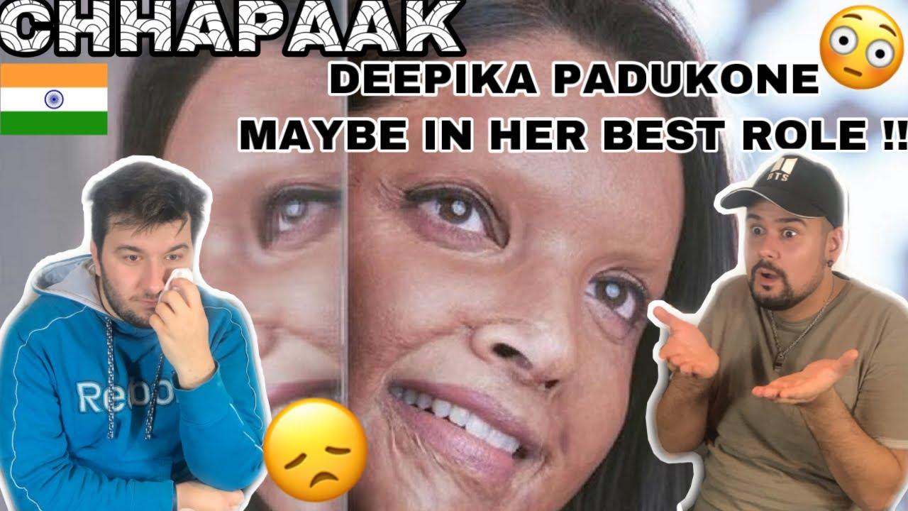 OMG!!! | GERMAN BOLLYWOOD REACTION | Chhapaak | Official Trailer | Deepika Padukone - BEST ROLE ?