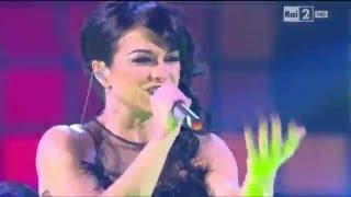 Dolcenera e Raffaella Carrà in duetto @ The Voice of Italy