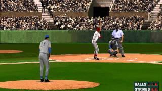 Old Time Baseball Computer Game