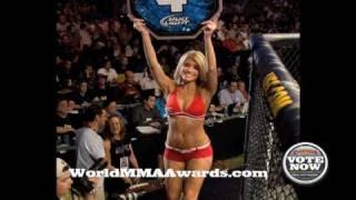 Vote Natasha Wicks Ring Girl of the Year