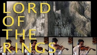 Lord of the Rings - Uruk Hai [2set Violin Cover]