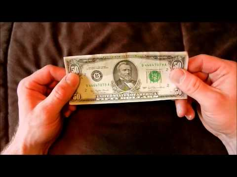Detecting Counterfeit Money