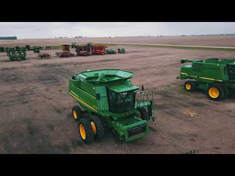 On The Road With Machinery Pete And Martin Sullivan In Illinois