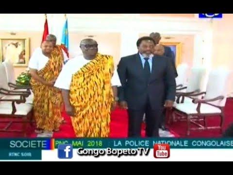 JOURNAL : BOTALA AMBASSADEUR YA GHANA SIMPLICITÉ TANGU KABILA AYAMBAKI YE