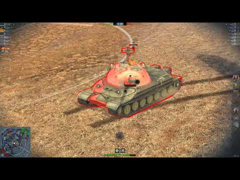 Download World of Tanks Blitz Thailand : M-VI-Yoh 4700Dmg (ปืนแบบที่1)