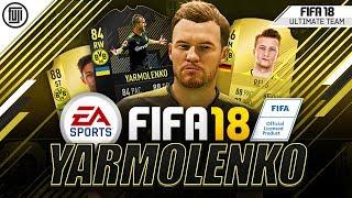 OTW YARMOLENKO!!! FT. REUS & AUBAMEYANG!!! - FIFA 18 Ultimate Team