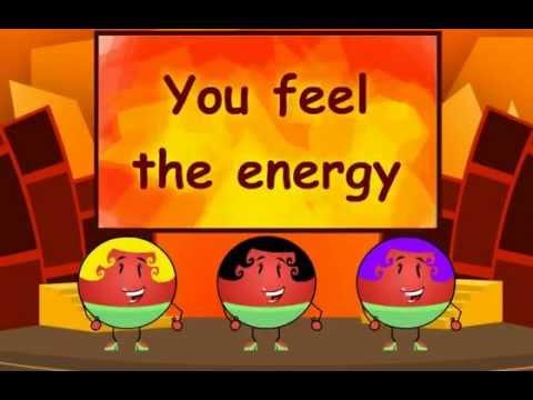 Heat Energy Song - YouTube