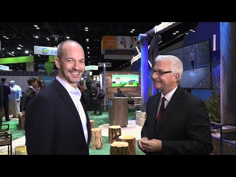 Joshua Newman, MD, MHS, on CRM in healthcare at HIMSS17