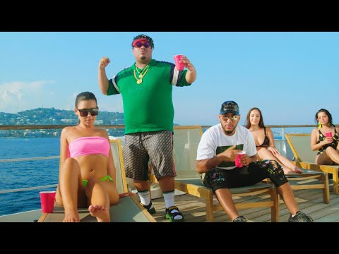 Naza feat. Dj Leska - Vodka (Clip Officiel)