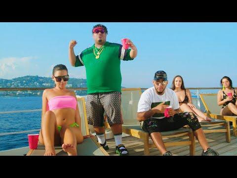Смотреть клип Naza Feat. Dj Leska - Vodka