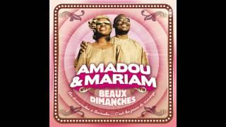 """Amadou & Mariam - Politic Amagni """"La Politique, C"""