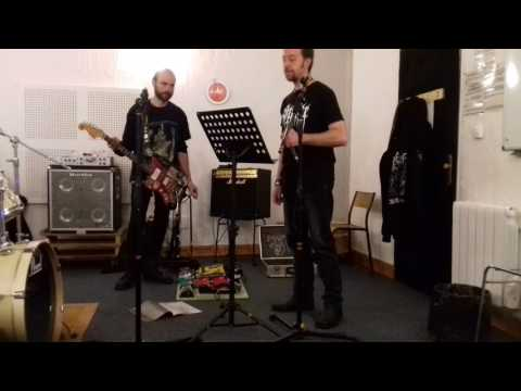 P.O.P (Post Occidental Pandæmonuim) [Rehearsal Le Silo-29 04 17]
