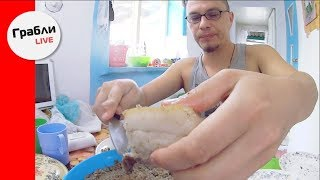 Самый вкусный рецепт соленого сала с чесноком  / станица Динская Краснодарский край