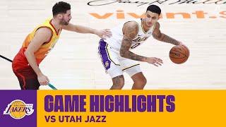 HIGHLIGHTS | Los Angeles Lakers vs. Utah Jazz