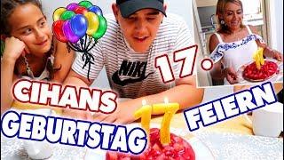 CIHANS 17. GEBURTSTAGSFEIER - GEBURTSTAGSPARTY -  Family Fun