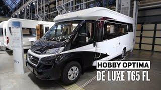 Hobby Optima De Luxe T65 FL (2018)