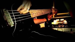 Zero 7 - Spinning (Bass Cover)