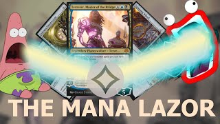 OH SNAP, A LAZOR TRAP! Tezzeret Mana Artifacts Standard MTG Arena YouTube Videos