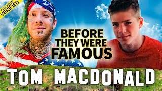Tom MacDonald | Before They Were Famous | From Pro Wrestling to Rap Star Biography