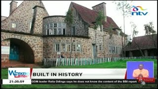House built in 1940s by British soldier in Kinangop shows history of Kenya