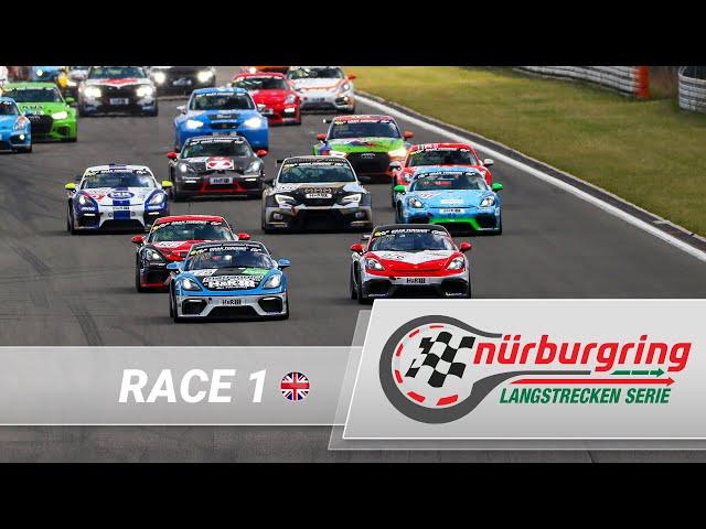 LIVE: Race 1 Nürburgring Endurance Series (NLS) 2021