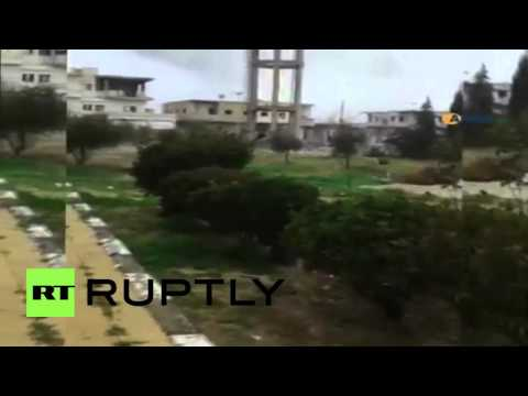 Syria: IS assaults Kurdish-held Tell Abyad on Turkey border