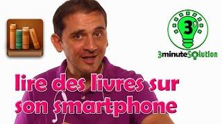 3 minute Solution - lire des livres numériques gratuitement sur son smartphone avec Aldiko