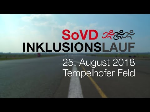 Sportevent Inklusion am 25. August 2018 / Video-Aktion gestartet