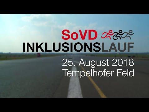 Sportevent Inklusion am 25. August 2018 / Video-Aktion gestartet