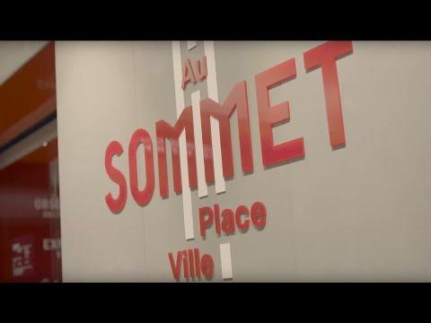 Discover Au Sommet Place Ville Marie