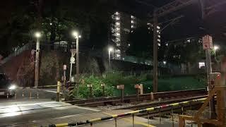 坂を下る、神戸電鉄3000系中期型