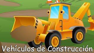 Huevos Sorpresas con Juguetes – Vehículos de Construcción para Niños   Bulldozer & más   ChuChuTV
