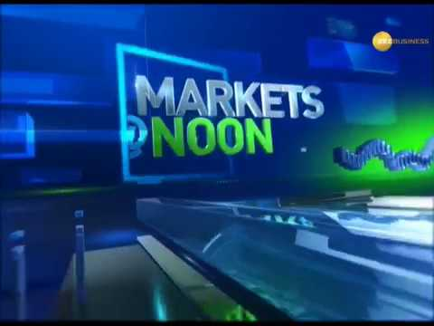 Markets@Noon: Infra, leather and small pharma shares grow today