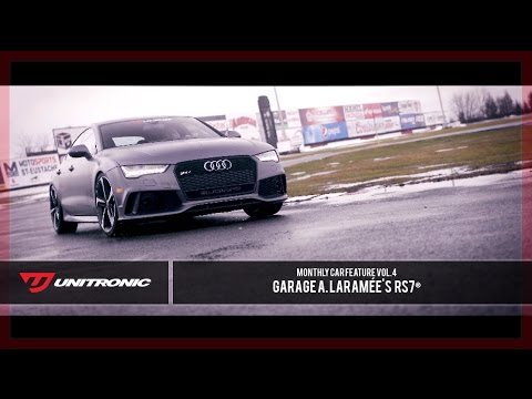 Monthly Car Feature Vol 4 Garage A Laramées Rs7 4k Youtube
