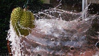 TURIAN vs. WATER BALLOON in SUPER SLOW MOTION!!!