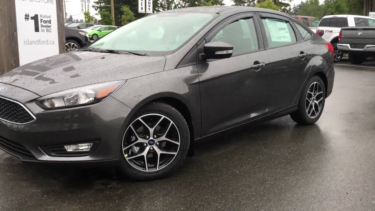 2016 ford focus se flex fuel review island ford youtube