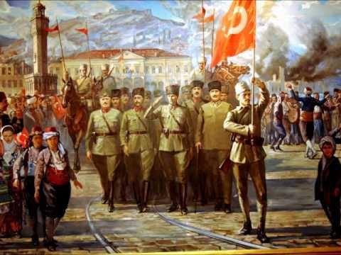 T.S.K. Armoni Mızıkası - İzmir Marşı