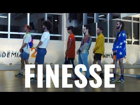FINESSE - Bruno Mars - Dance by Ricardo Walker's Crew