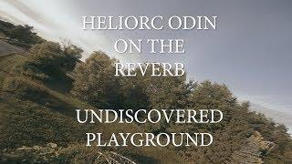 UNDISCOVERED PLAYGROUND // HELIORC ODIN // IMPULSE RC REVERB