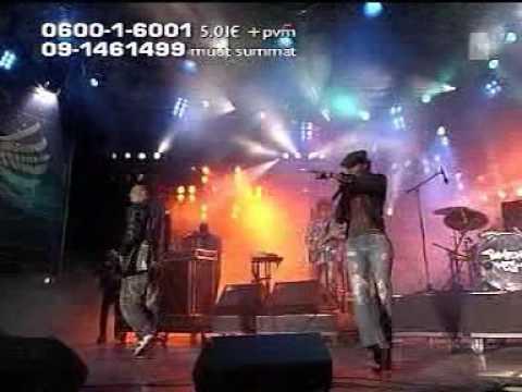Bomfunk MC's feat Jessica Folcker Something Goin' On Live