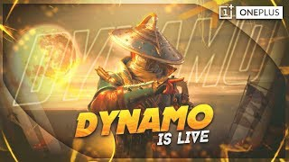 PUBG MOBILE LIVE WITH DYNAMO GAMING | PUBG MOBILE NEW UPDATE | SUBSCRIBE & JOIN ME