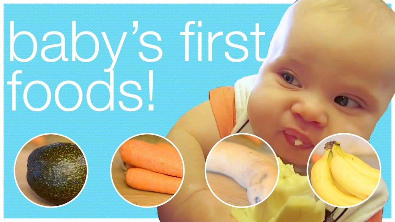 What Age Do Babies Start Eating Stage  Baby Food