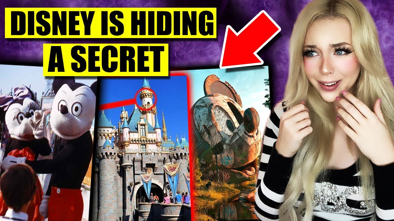 SCARY SECRETS THAT DISNEY DOES NOT WANT YOU TO KNOW...(Disney Urban Legends) Part 3