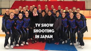 Shooting a TV show in Japan  VLOG