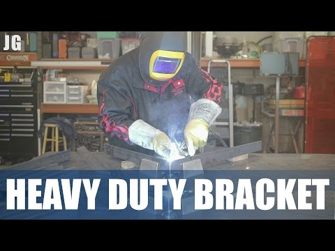 Heavy Duty Metal Brackets - JIMBOS GARAGE